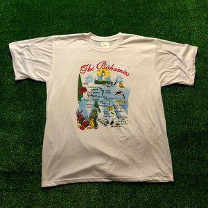 Vintage 90's Bahamas T-Shirt